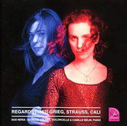 Sonate pour violoncelle et piano en la min op 36 : 3. Allegro molto e marcato - NATACHA COLMEZ