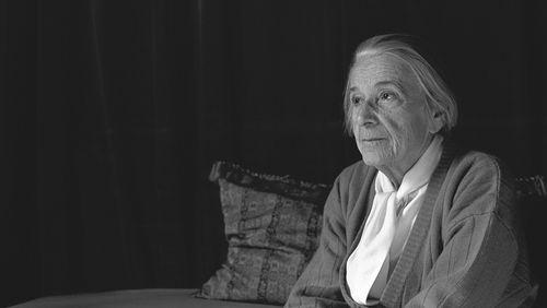 """La Nuit rêvée de Mariana Otero (3/11) : Nathalie Sarraute : """"Tropismes, c'était comme la première source, quelque chose est sorti dont je n'ai plus cessé de m'occuper"""""""