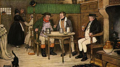 """Épisode 12 : """"Monsieur Pickwick"""" d'après Charles Dickens (8ème épisode)"""