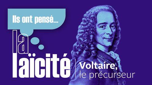 Voltaire, le précurseur
