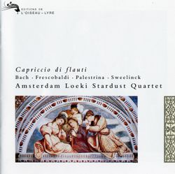 Prélude et fugue en Sol Maj BWV 550 : 2. Fugue - arrangement pour quatuor de flûtes à bec - DANIEL BRUGGEN