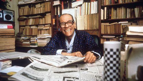 Épisode 2 : Avec Naguib Mahfouz (Egypte)