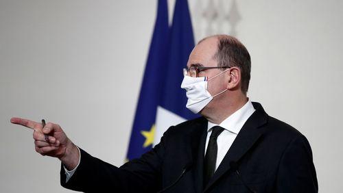 """Se faire vacciner, c'est un acte altruiste"" (Jean Castex)"