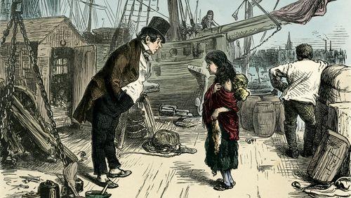"""Épisode 10 : """"Dombey et Fils"""" d'après Charles Dickens avec Silvia Monfort et Jacques Dumesnil"""