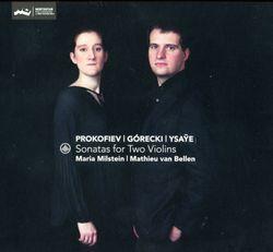 Sonate pour 2 violons en Ut Maj op 56 : 2. Allegro - MARIA MILSTEIN