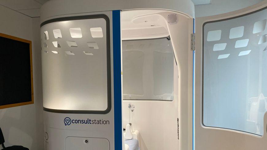 Seine-et-Marne : des cabines de télémédecine pour pallier la désertification médicale