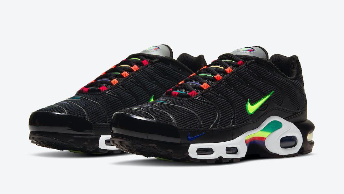 Nike : une TN en velours côtelé débarque bientôt