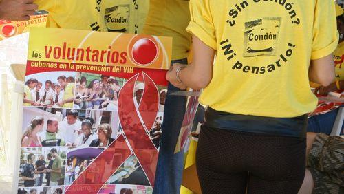 N'oublions pas la lutte contre le sida