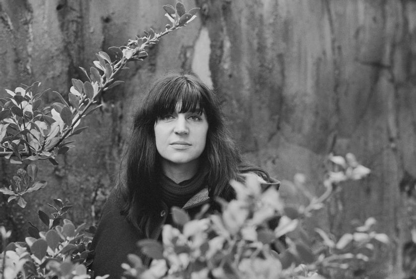 Anne Sylvestre en 1969