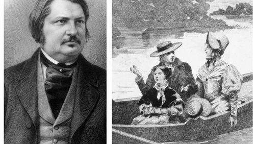 """La dictée de Rachid Santaki : extrait du """"Lys dans la vallée"""" d'Honoré de Balzac"""
