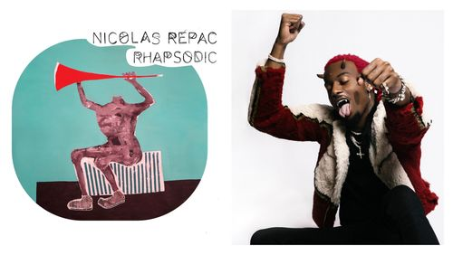 """Rhapsodic"" de Nicolas Repac et ""Whole Lotta Red"" de Playboi Carti, l'actualité musicale"