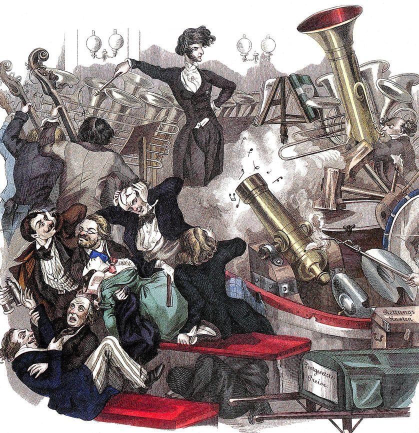 """Bernard Pivot : """"Jamais un livre ne m'a transpercé comme la Symphonie Fantastique"""""""