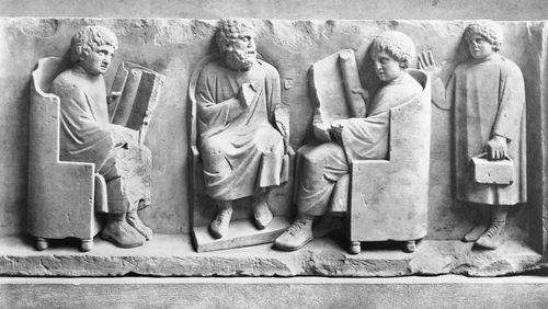 Ces figures qui ont façonné l'université (1/4) : Eumène-moi à l'université, les écoles gallo-romaines