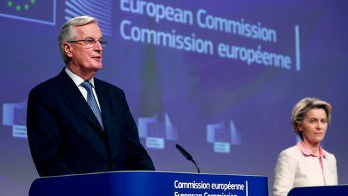 Brexit, campagne de vaccination, crise économique : Michel Barnier est l'invité des Matins