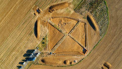 Fouilles et découvertes : un an d'archéologie en France