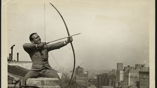 Douglas Fairbanks à l'origine du star-system hollywoodien