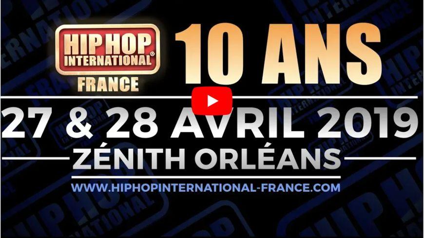 La finale du Hip Hop International en 2019 à Orléans