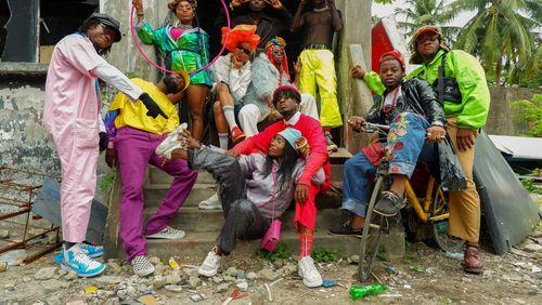 Renaissances par la danse à Lagos avec Qudus Onikeku