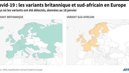 Des tests PCR exigés aux frontières françaises