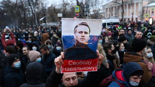 Que peut l'opposant Navalny face à Poutine ?