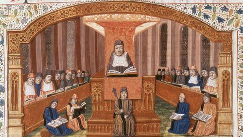 Ces figures qui ont façonné l'université (2/4) : Robert de Sorbon, l'université s'installe à Paris