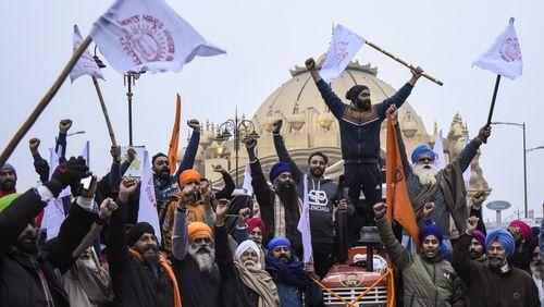 Les paysans indiens ont-ils obtenu gain de cause ?