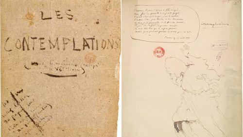 """Les Contemplations"" de Victor Hugo / La dictée : ""Le Lys dans la vallée"" d'Honoré de Balzac"
