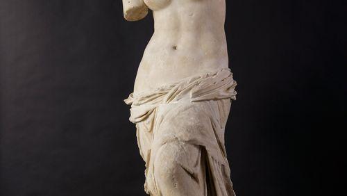 Mythes et artistes de la Grèce antique au Louvre