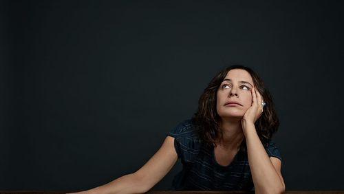 """Valérie Lesort : """"Je me suis retrouvée sur scène à faire une sorte de maîtresse de cérémonie abominable qui fait des bruitages"""""""