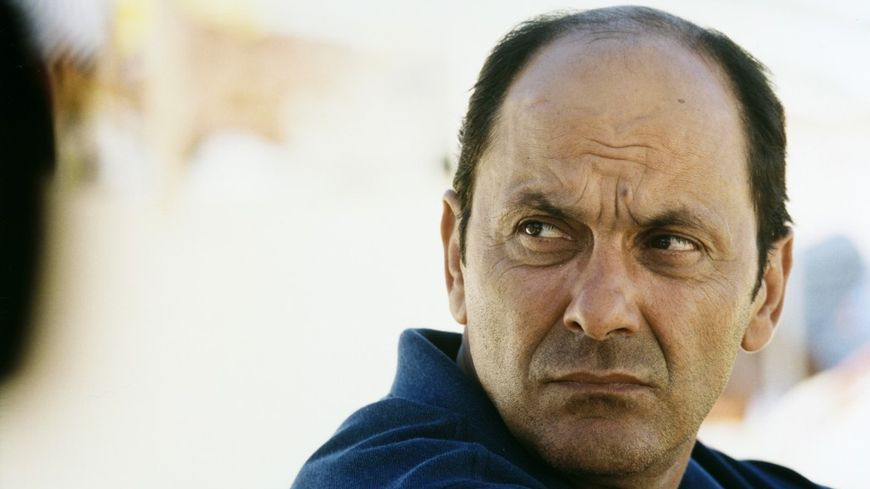"Jean-Pierre Bacri dans ""Une femme de ménage"", en 2002."
