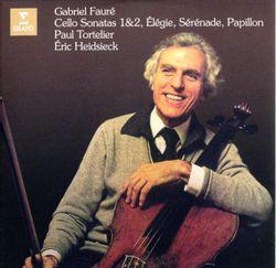Elégie pour violoncelle et piano en ut min op 24 - PAUL TORTELLIER