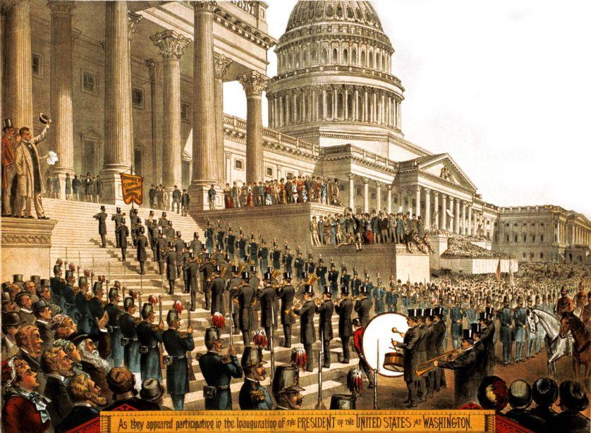 L'investiture des présidents américains : un rite démocratique devenu événement populaire