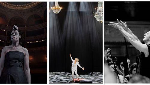 """Musique classique et œuvres monstres : un """"Cabaret horrifique"""", """"La Traviata"""" selon Teodor Currentzis, et """"Covid fan Tutte"""""""