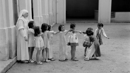 une histoire de l'enfance métisse en Indochine française