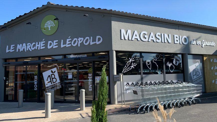 La nouvelle éco : née à Langon, l'enseigne Le Marché de Léopold s'exporte vers le Nord