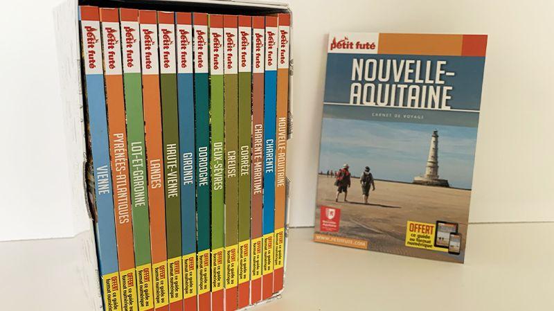 Un Coffret Avec 13 Carnets De Voyage Pour Decouvrir La Nouvelle Aquitaine