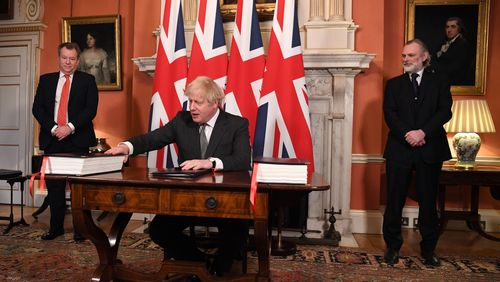 Épisode 1 : Boris Johnson, héros national ?