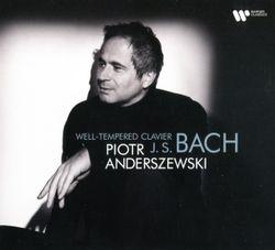 Le clavier bien tempéré Livre II BWV 870 à 893 : Prélude pour piano en Mi bémol Maj BWV 876 - PIOTR ANDERSZEWSKI
