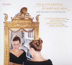 Sonate pour flûte à bec et basse continue n°1 en La Maj : 3. Largo - CLARA GULDBERG RAVN