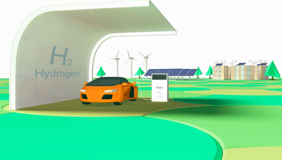 La voiture à hydrogène, c'est pour bientôt !
