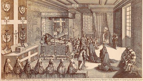Épisode 2 : 1715, la mort du Roi