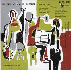Music for a farce : 2. Presto - WILLIAM MASSELOS