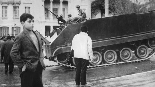 1967-1974 : la Grèce des colonels