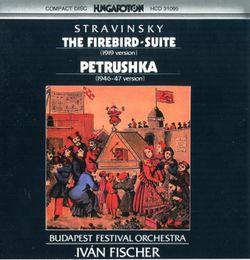 Petrouchka : 1er tableau : Le tour de passe-passe - Danse russe