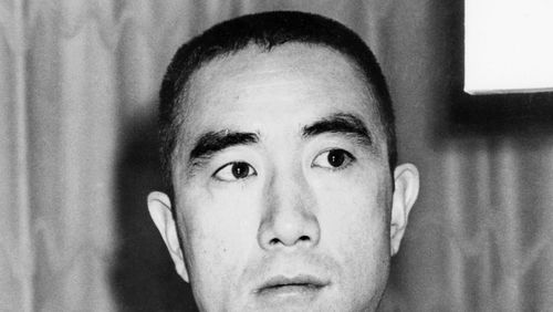 Yukio Mishima (1925-1970), le labyrinthe des masques