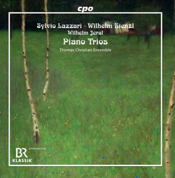 Sérénade viennoise op 18 - pour violon violoncelle et piano - THOMAS CHRISTIAN