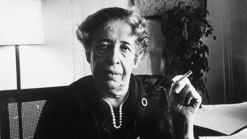 """Quatre contresens philosophiques (4/4) : Arendt : """"La banalité du mal"""""""