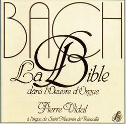 Toccata et fugue en ré min BWV 538 - PIERRE VIDAL