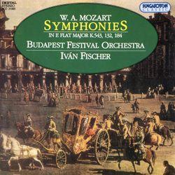 Symphonie n°19 en Mi bémol Maj K 132 : 4. Allegro