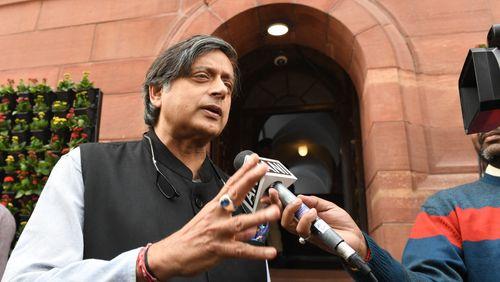 Nationalisme indien, rencontre avec le grand auteur Shashi Tharoor